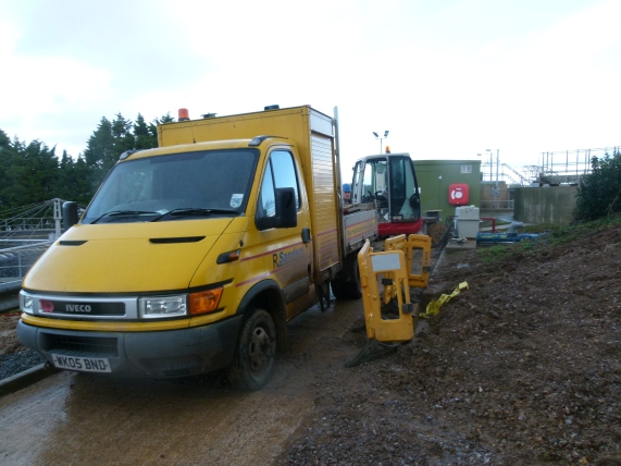 Iveco And 3t Takeuchi