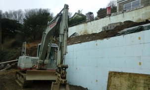 Plant Hire at Salcombe